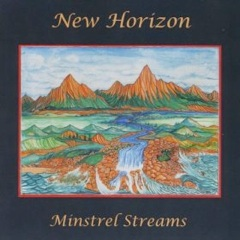 Cover image of the album New Horizon by Minstrel Streams