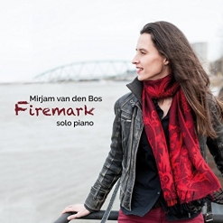 Cover image of the album Firemark by Mirjam van den Bos