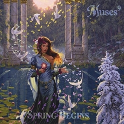 Cover image of the album Spring Begins by Muses 9