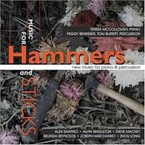 Cover image of the album Music for Hammers and Sticks by Various Artists