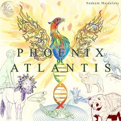 Cover image of the album Phoenix of Atlantis by Nadeem Majdalany