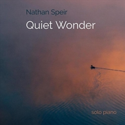 Cover image of the album Quiet Wonder by Nathan Speir