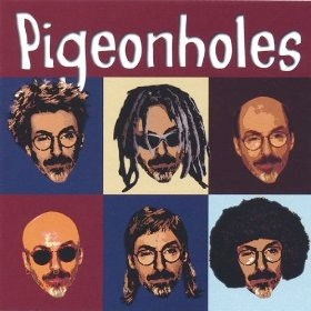 Cover image of the album Pigeonholes by Neal Fox
