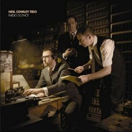 Cover image of the album Radio Silence by Neil Cowley Trio