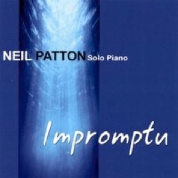 Cover image of the album Impromptu by Neil Patton