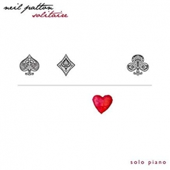 Cover image of the album Solitaire by Neil Patton