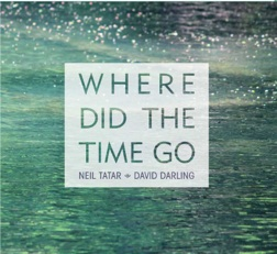 Cover image of the album Where Did the Time Go by David Darling