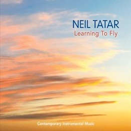 Cover image of the album Learning to Fly by Neil Tatar