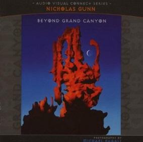 Cover image of the album Beyond Grand Canyon by Nicholas Gunn