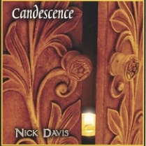 Cover image of the album Candescence by Nick Davis