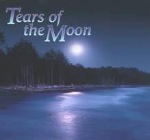 Cover image of the album Tears of the Moon by Nick Davis