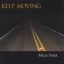 Cover image of the album Keep Moving by Nick Farr