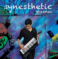 Cover image of the album Synesthetic by Nitish Kulkarni
