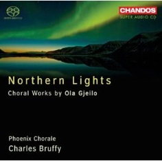 Cover image of the album Northern Lights by Ola Gjeilo