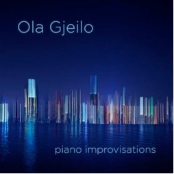 Cover image of the album Piano Improvisations by Ola Gjeilo