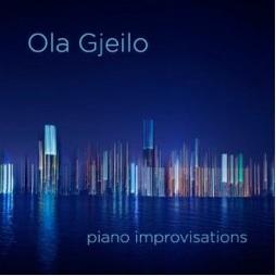 Cover image of the album Piano Improvisations by Ola Gjeilo