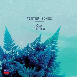 Cover image of the album Winter Songs by Ola Gjeilo