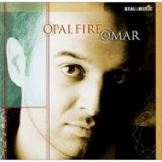 Cover image of the album Opal Fire by Omar Akram