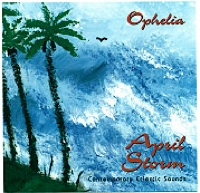 Cover image of the album April Storm by Ophelia