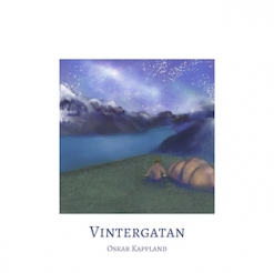 Cover image of the album Vintergatan by Oskar Kappland