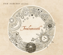 Cover image of the album Twelvemonth by Pam Asberry