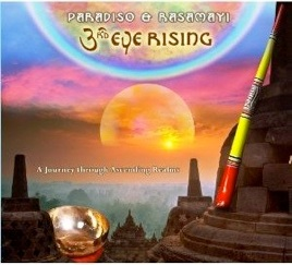 Cover image of the album 3rd Eye Rising by Paradiso & Rasamayi