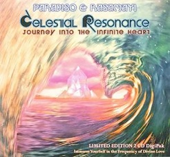 Cover image of the album Celestial Resonance by Paradiso & Rasamayi