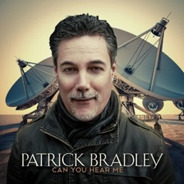 Cover image of the album Can You Hear Me by Patrick Bradley