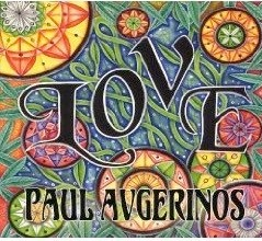 Cover image of the album Love by Paul Avgerinos