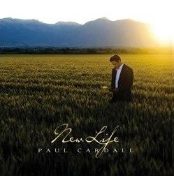 Cover image of the album New Life by Paul Cardall