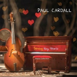 Cover image of the album Saving Tiny Hearts by Paul Cardall
