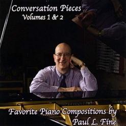 Cover image of the album Conversation Pieces, Vols. 1 & 2 by Paul L. Fine