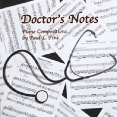 Cover image of the album Doctor's Notes by Paul L. Fine