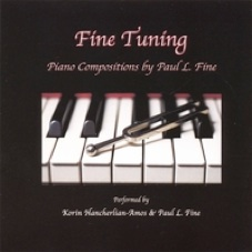 Cover image of the album Fine Tuning by Paul L. Fine