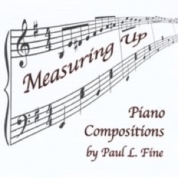 Cover image of the album Measuring Up by Paul L. Fine