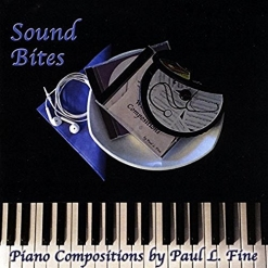 Cover image of the album Sound Bites by Paul L. Fine