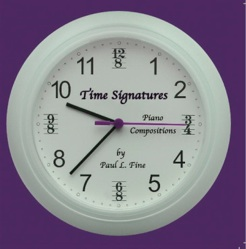 Cover image of the album Time Signatures by Paul L. Fine