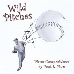 Cover image of the album Wild Pitches by Paul L. Fine