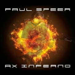 Cover image of the album Ax Inferno by Paul Speer