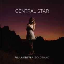 Cover image of the album Central Star by Paula Dreyer