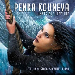 Cover image of the album Invisible Lifeline by Penka Kouneva