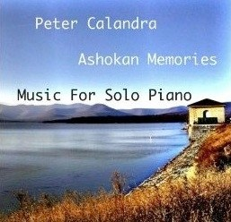 Cover image of the album Ashokan Memories by Peter Calandra