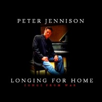 Cover image of the album Longing For Home by Peter Jennison