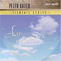 Cover image of the album Air by Peter Kater