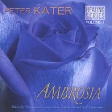 Cover image of the album Ambrosia by Peter Kater
