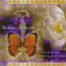 Cover image of the album The Dance of Innocents by Peter Kater
