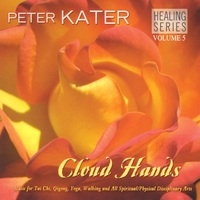 Cover image of the album Cloud Hands by Peter Kater