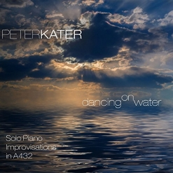 Cover image of the album Dancing On Water by Peter Kater