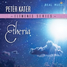 Cover image of the album Etheria by Peter Kater