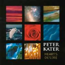 Cover image of the album Heart's Desire by Peter Kater